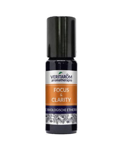 focus and clarity parfum roller etherische olie blend