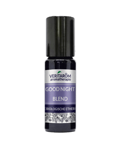 good night blend parfum roller met etherische oliën