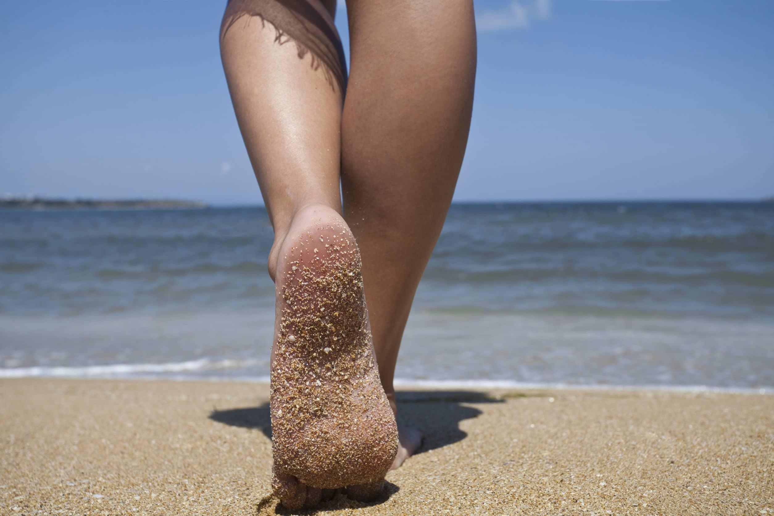 recept verzachtende voeten scrub