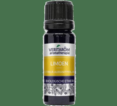 Limoen biologische etherische olie