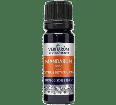 Mandarijn rood biologische etherische olie