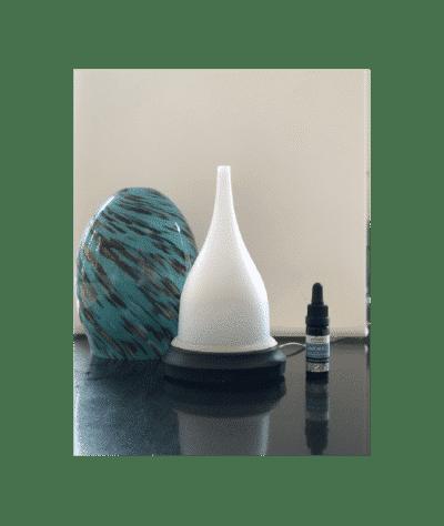 flora ultrasonische diffuser aromatherapie