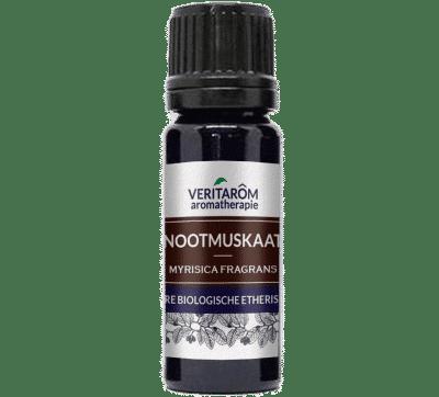 nootmuskaat biologische etherische olie 10 ml
