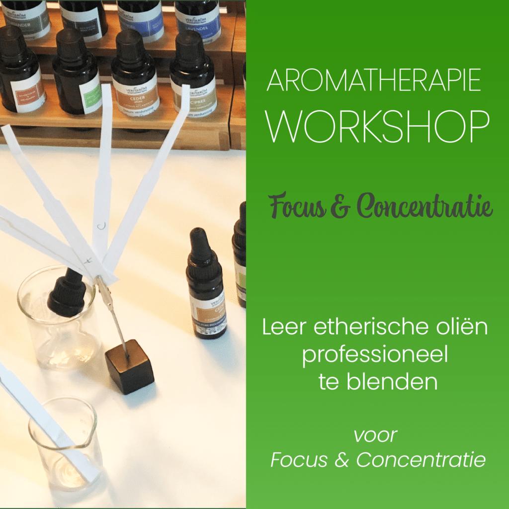 workshop focus en concentratie