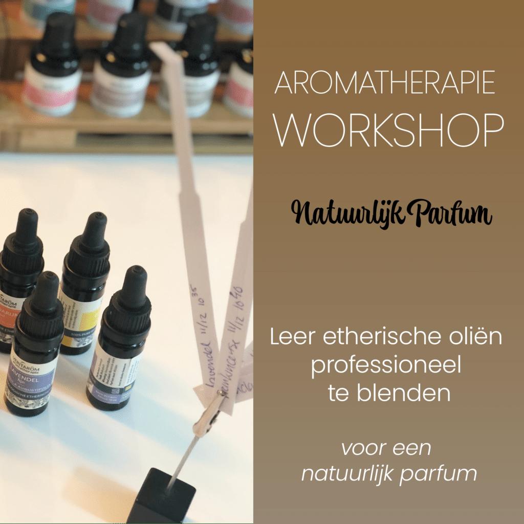workshop natuurlijk parfum