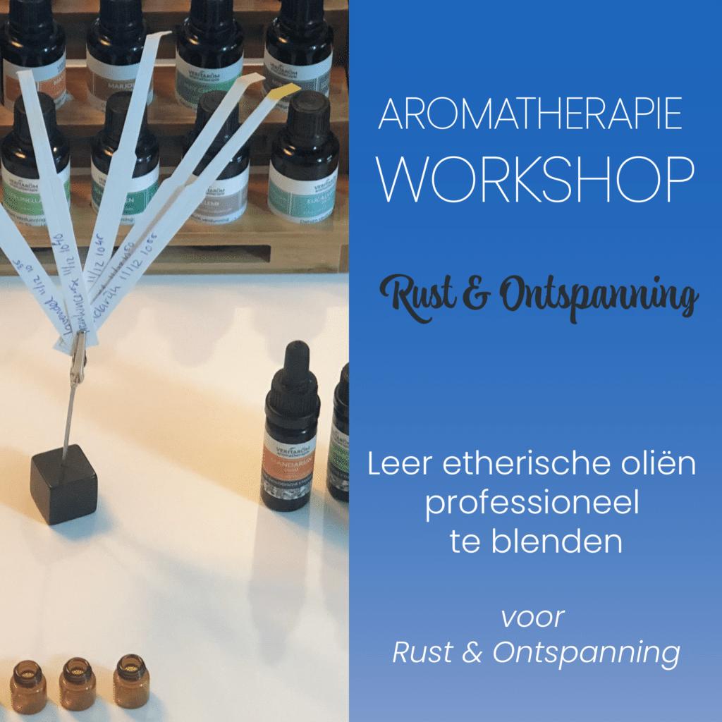 workshop rust en ontspanning